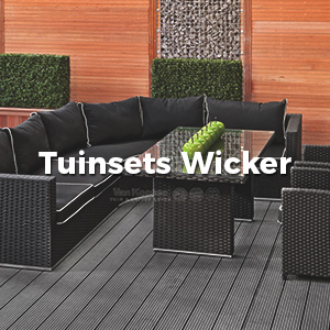 Tuinsets Wicker